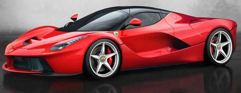 2013-Ferrari-LaFerrari-parked A