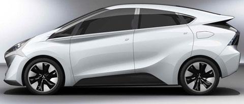 2013-Mitsubishi-CA-MiEV-Concept-profile-B