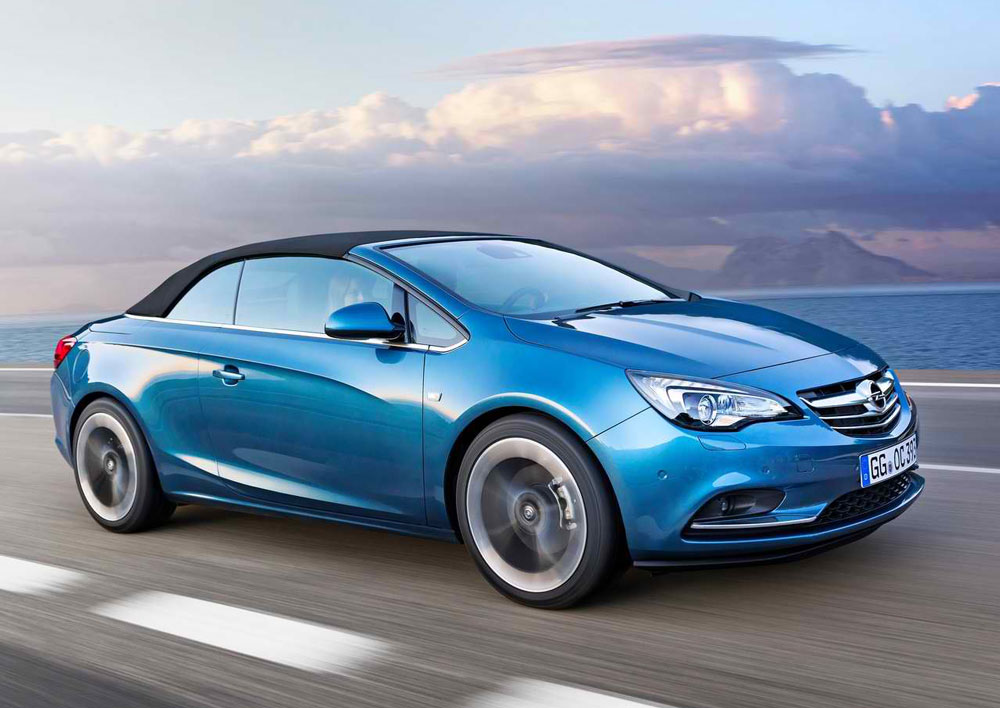 2013 opel cascada review specs pictures price. Black Bedroom Furniture Sets. Home Design Ideas