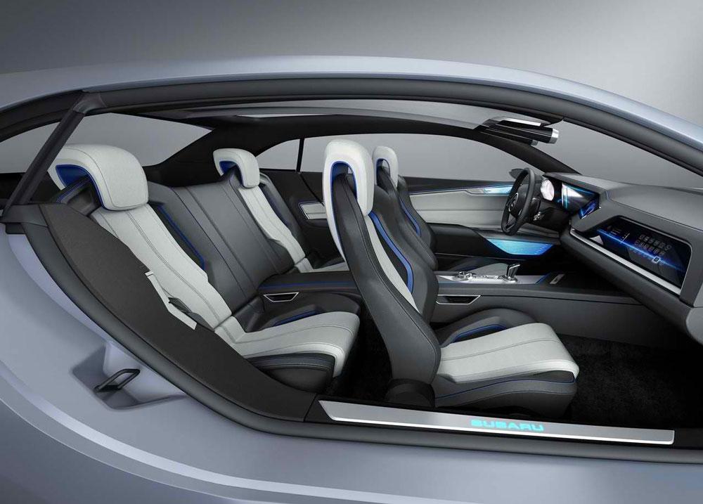 2013 Subaru Viziv Concept Review Specs Pictures