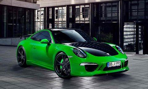 2013-TechArt-Porsche-911-Carrera-4S-at-sundown A