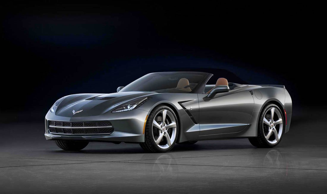 2014 chevrolet corvette stingray convertible can it be anything less a. Cars Review. Best American Auto & Cars Review