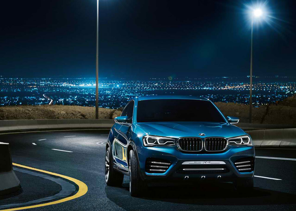 2013 bmw x4 concept review specs pictures. Black Bedroom Furniture Sets. Home Design Ideas