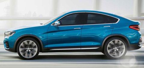 2013-BMW-X4-Concept-profile-B
