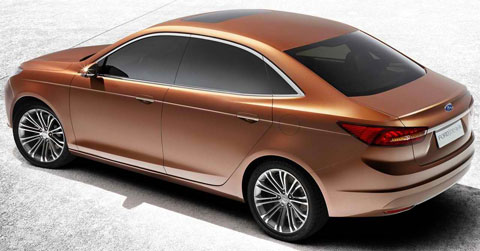 2013-Ford-Escort-Concept-in-the-rear-C