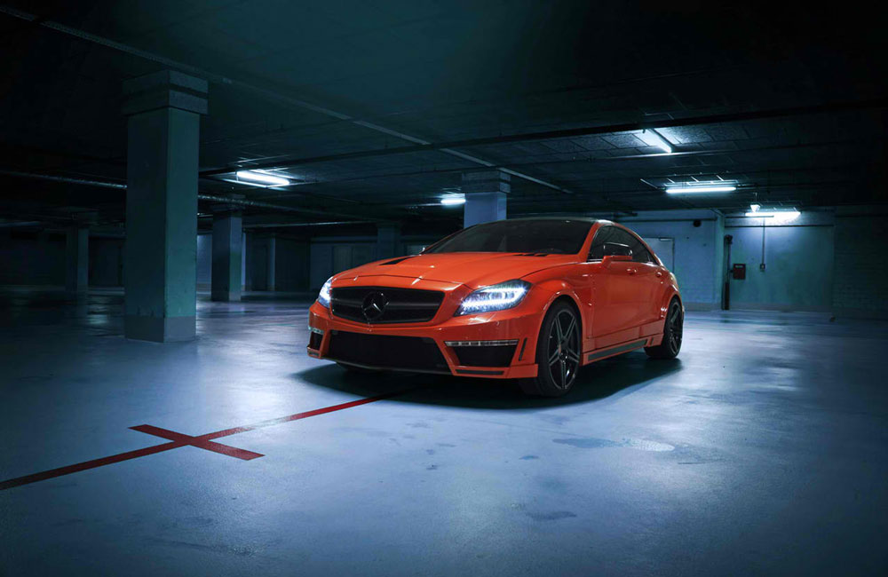 2013 Gsc Mercedes Benz Cls63 Amg Stealth Review Specs
