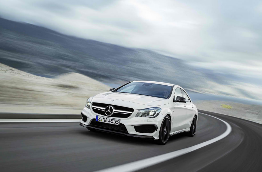 2013 mercedes benz cla 45 amg review specs pictures 0 for 2013 cla mercedes benz