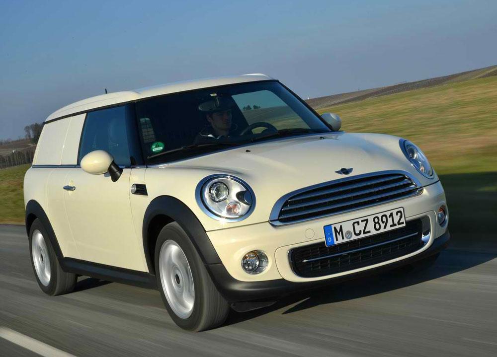 2013 Mini Clubvan Review Specs Pictures Mpg Price