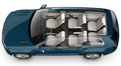 2013-Volkswagen-CrossBlue-Coupe-Concept-seating-layout-B1