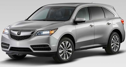 2014 Acura  on 2014 Acura Mdx Profile A