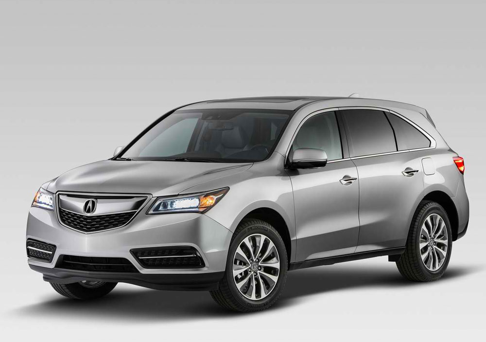 2014 acura mdx review specs pictures. Black Bedroom Furniture Sets. Home Design Ideas