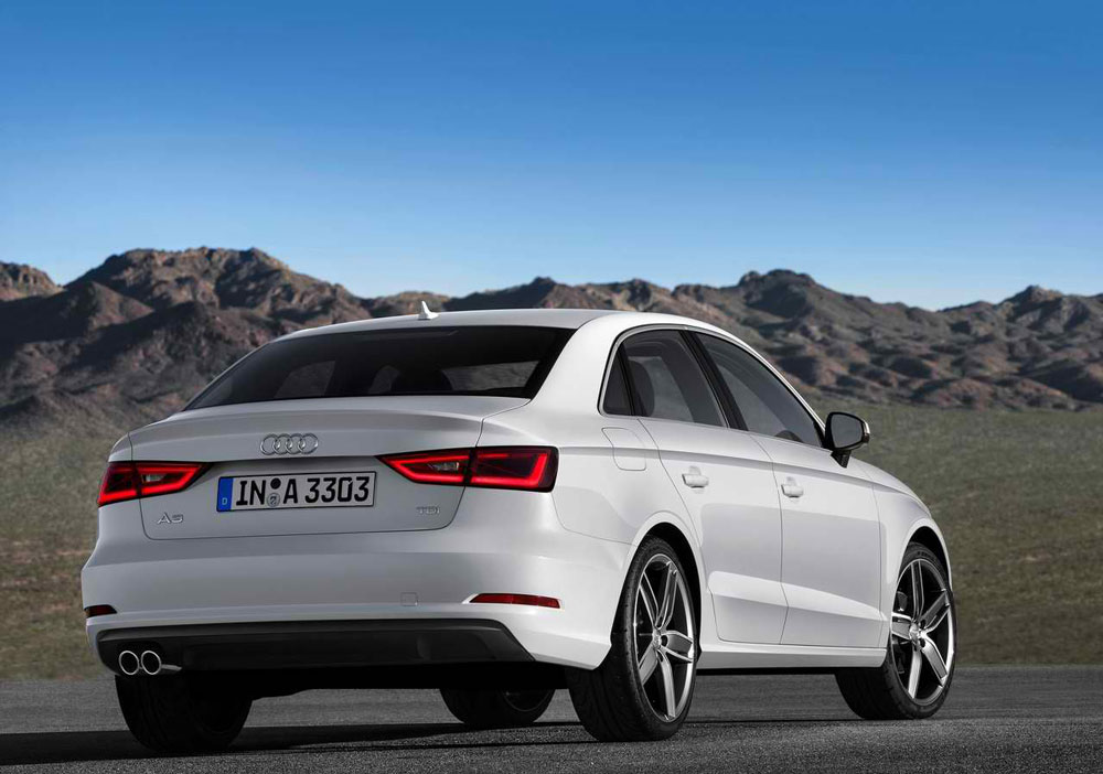 2014 audi a3 sedan review specs pictures. Black Bedroom Furniture Sets. Home Design Ideas