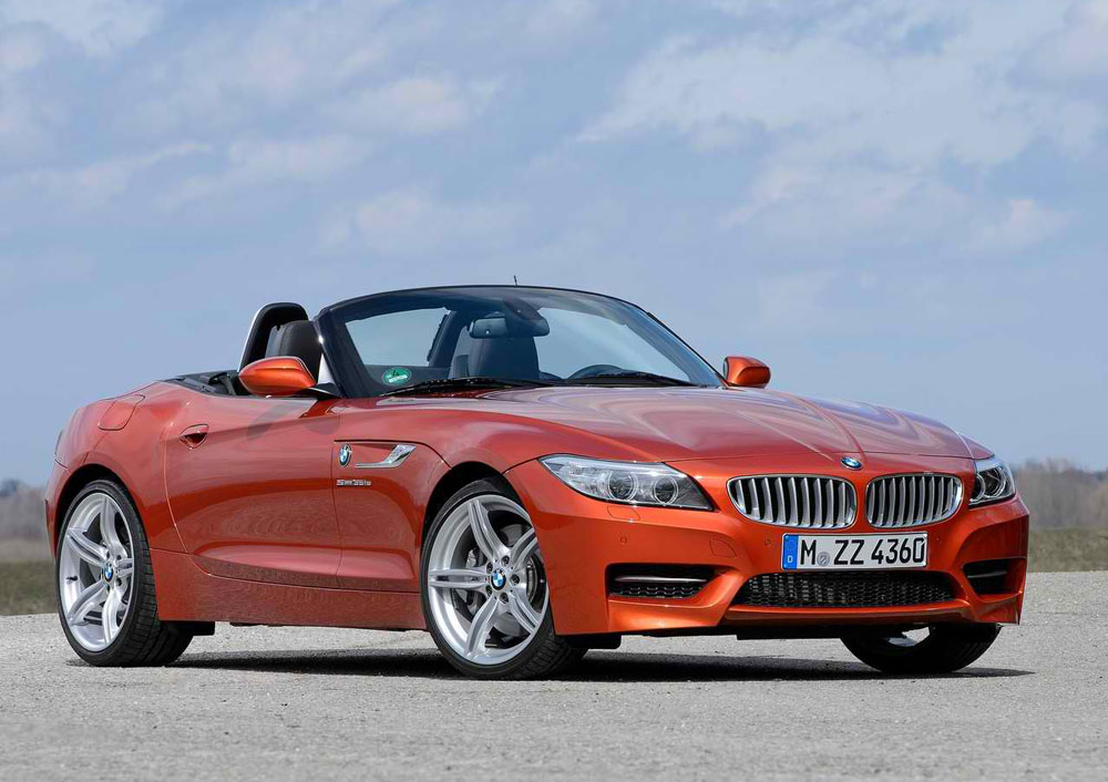 2014 BMW Z4 Roadster Review Specs Pictures  MPG