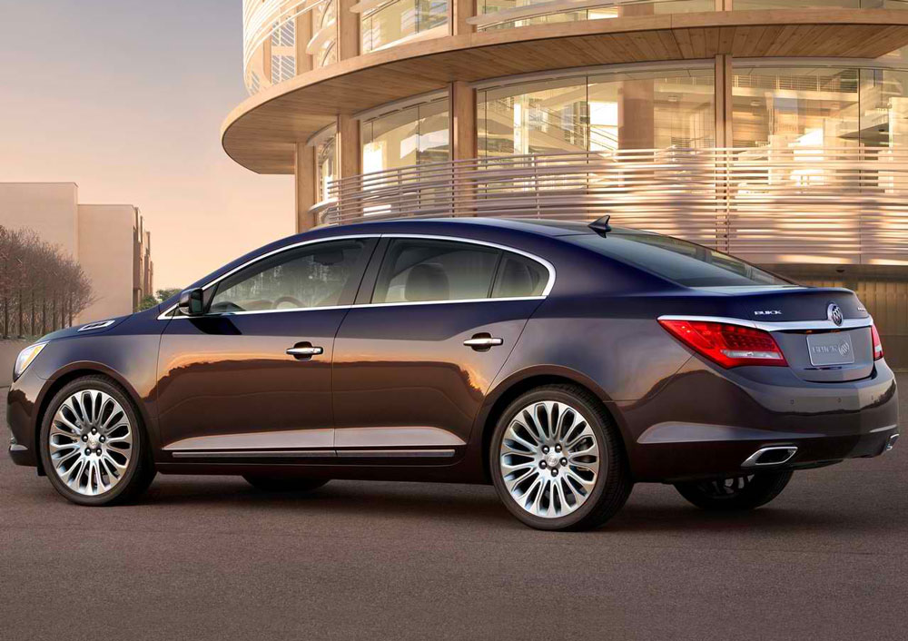 2014 buick lacrosse review specs pictures mpg. Black Bedroom Furniture Sets. Home Design Ideas