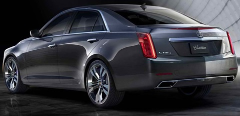 2014-Cadillac-CTS-must-be-a-Caddy-even-from-behind C