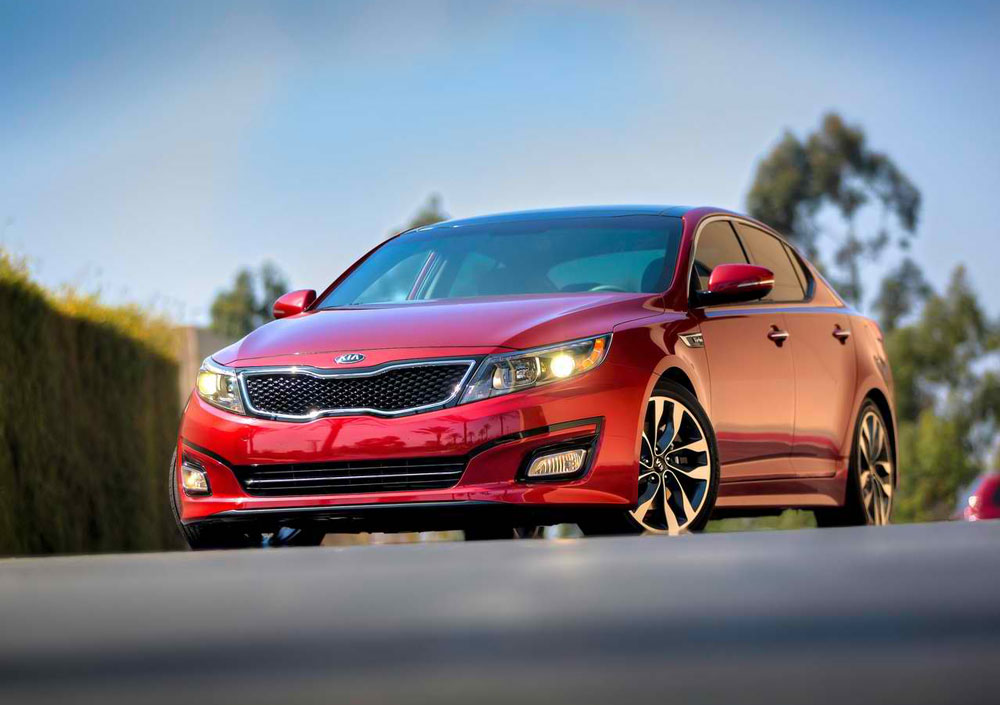 2014 kia optima review specs pictures mpg price. Black Bedroom Furniture Sets. Home Design Ideas