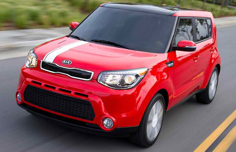 2014 Kia Soul Not Bad At All A