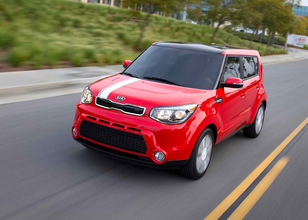 2014 kia soul review specs pictures mpg price. Black Bedroom Furniture Sets. Home Design Ideas