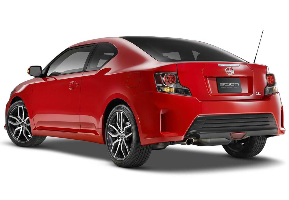 2014 scion tc review specs pictures mpg price. Black Bedroom Furniture Sets. Home Design Ideas