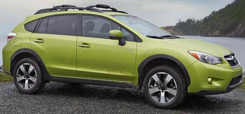 2014 Subaru Crosstrek Xv Changes.html | Autos Weblog