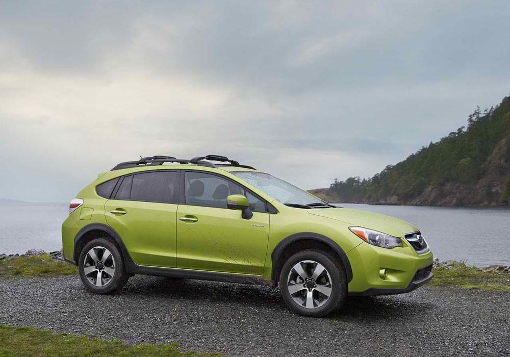 2014 Subaru Xv Crosstrek Hybrid Review Specs Pictures Mpg