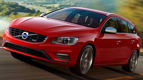 2014 volvo v60 r design review pictures mpg price. Black Bedroom Furniture Sets. Home Design Ideas