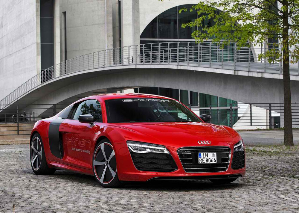 2013 audi r8 e tron concept review specs pictures 0 60 time. Black Bedroom Furniture Sets. Home Design Ideas