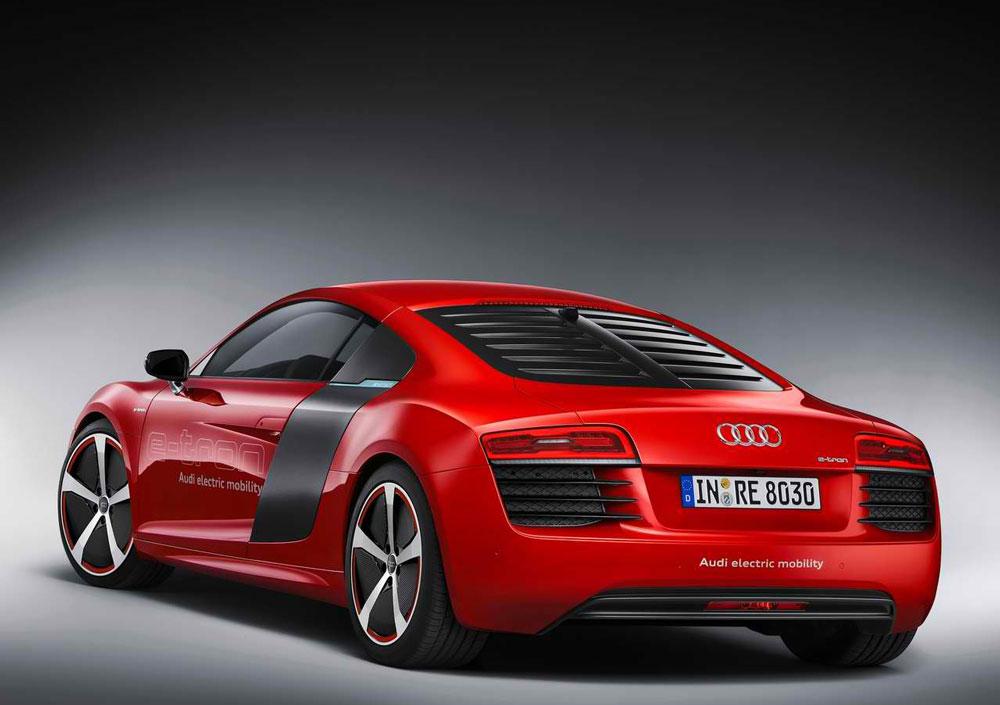 2013 Audi R8 E Tron Concept Review Specs Pictures Amp 0 60