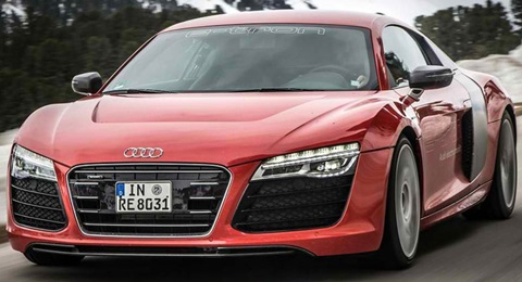 Audi R Etron Concept Review Specs Pictures Time - Audi r8 0 60