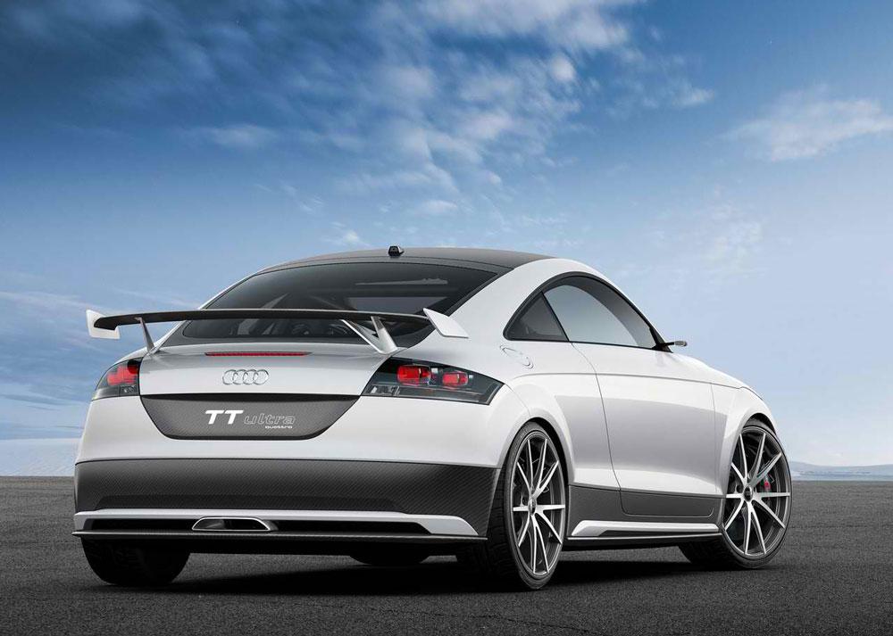 2013 Audi Tt Ultra Quattro Concept Review Specs Amp Pictures