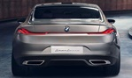 2013-BMW-Pininfarina-Gran-Lusso-Coupe-from-the-rear 3