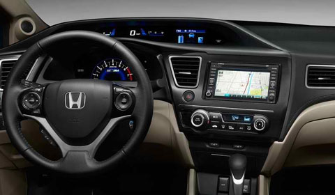 2013-Honda-Civic-Hybrid-cockpit-C