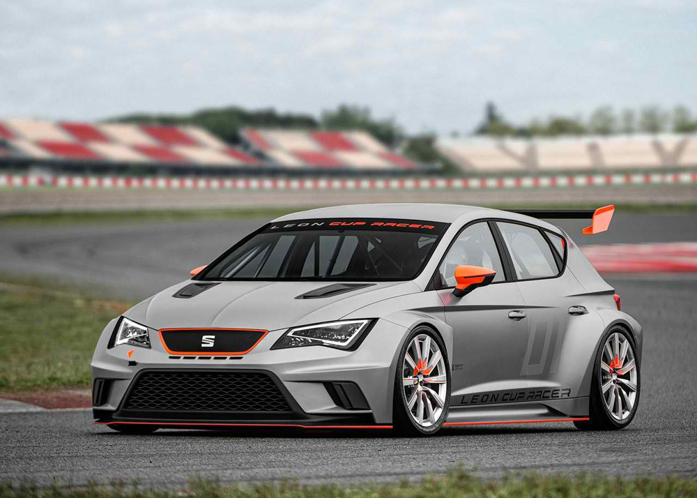 2013 seat leon cup racer concept review price 0 60 time. Black Bedroom Furniture Sets. Home Design Ideas