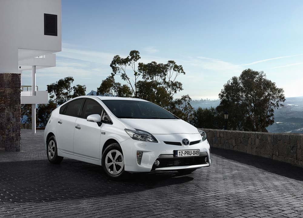 2017 Toyota Prius Plug In Hybrid