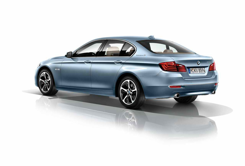 2014 Bmw Activehybrid 5 Review Pictures Price Mpg 0 60 Time