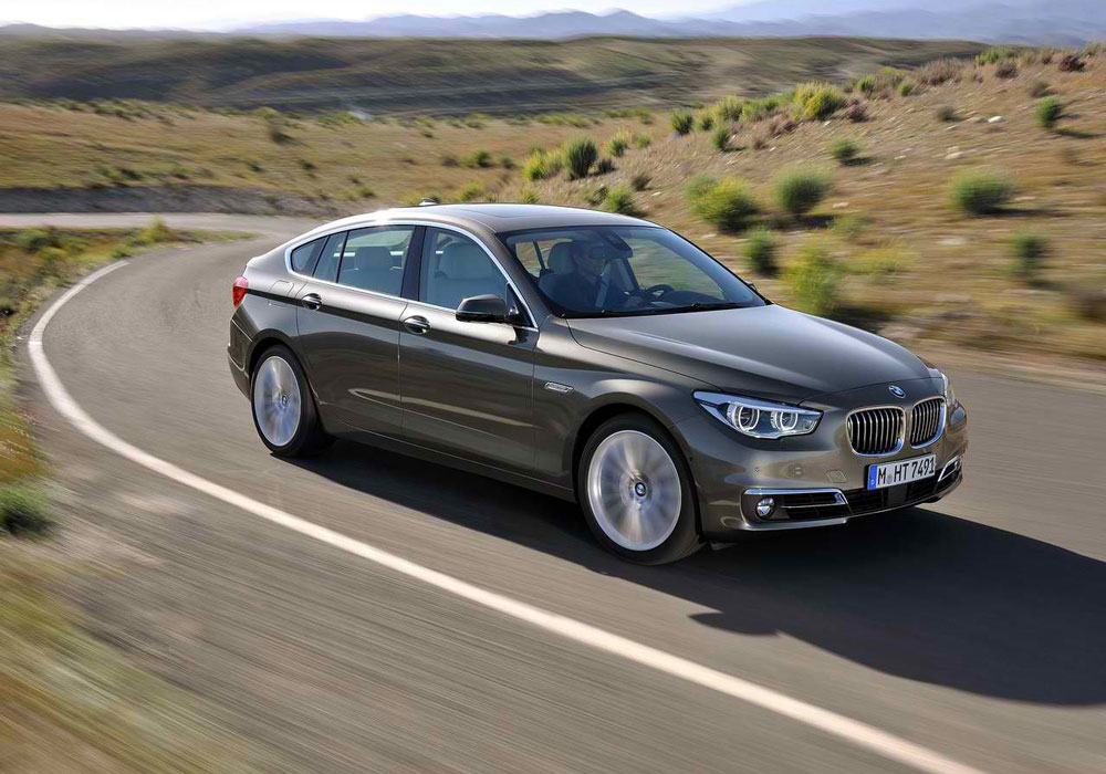 2014 BMW 5-Series Gran Turismo Review, Price & 0-60 MPH Time