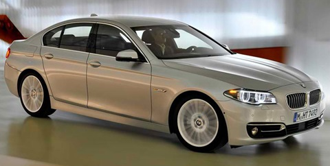2014-BMW-5-Series_A-profile A