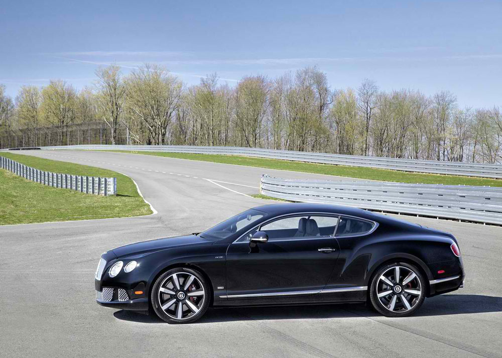 2014 Bentley Continental Gt W12 Le Mans Edition Review