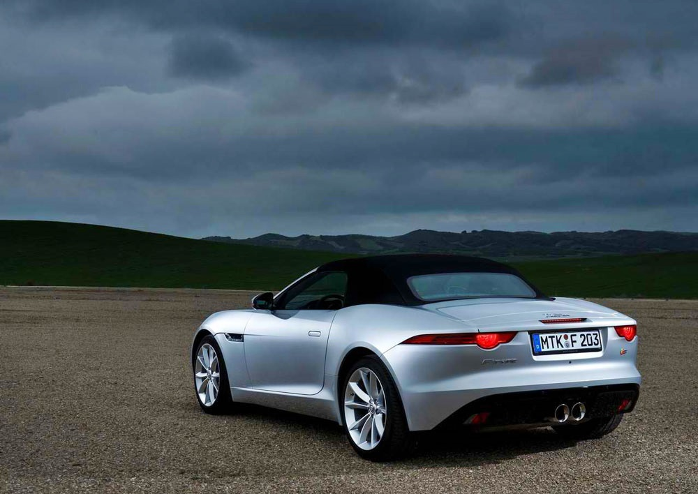 2014 jaguar f type v6 s review specs pictures mpg price. Black Bedroom Furniture Sets. Home Design Ideas