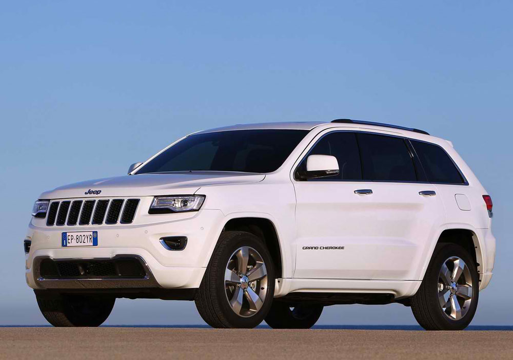 2014 jeep grand cherokee eu version review mpg price. Black Bedroom Furniture Sets. Home Design Ideas