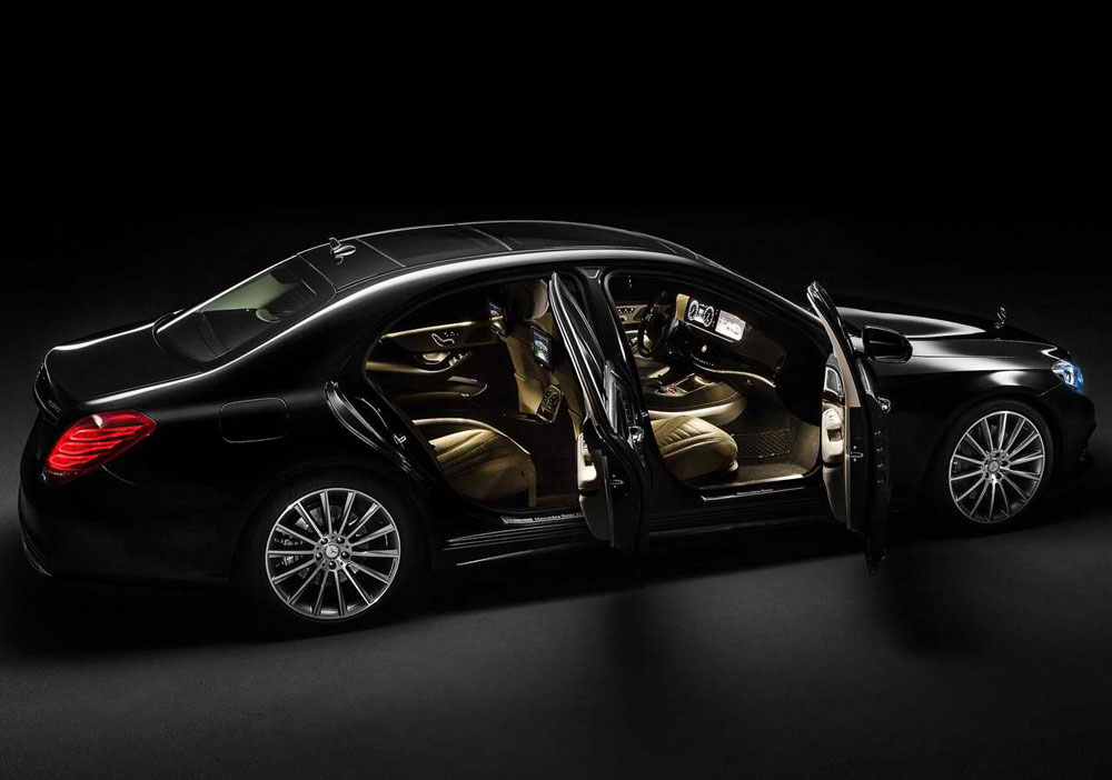 2014 Mercedes Benz S Class Come On In
