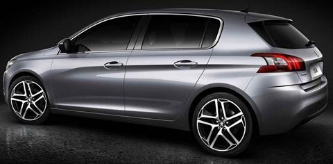 2014-Peugeot-308-lengthy-profile B