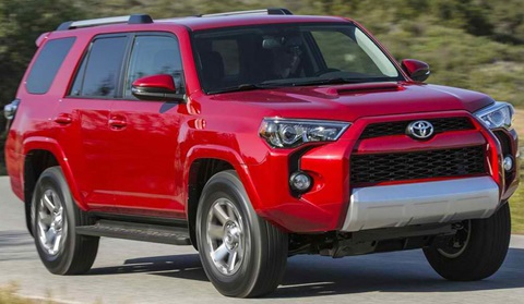 2014 Toyota 4Runner Going Somewhere A