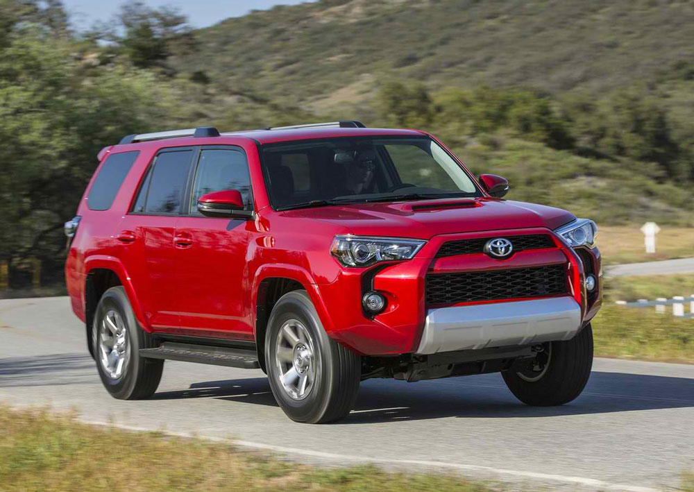 2014 Toyota 4Runner Review, Specs, MPG & Towing Capacity