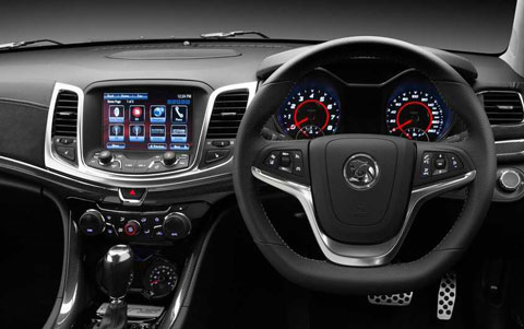 2014-Vauxhall-VXR8-cockpit-D