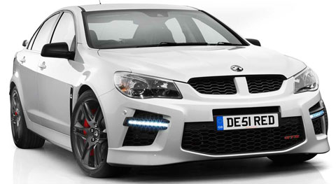 2014-Vauxhall-VXR8-profile-in-studio-A
