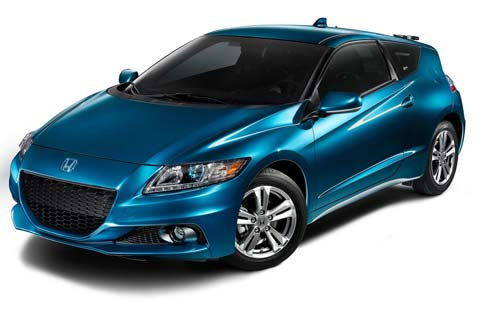 Honda-CR-Z_US-Version_2013