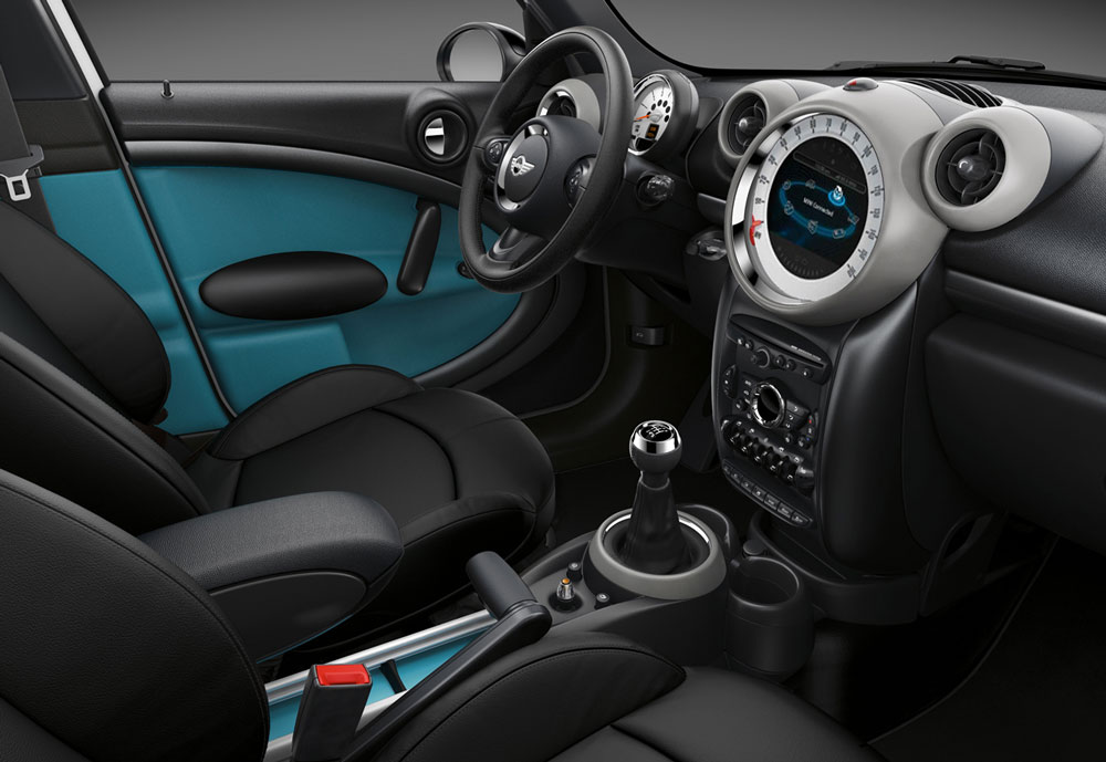 Mini cooper countryman all4 off road autos post - Countryman interior ...