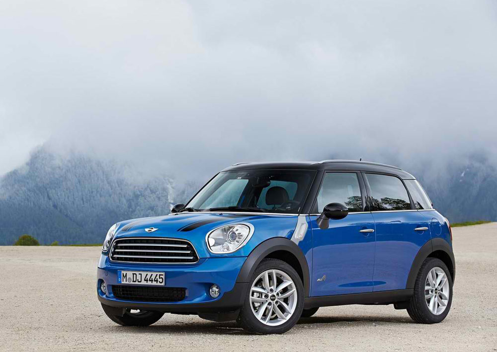2013 mini countryman cooper all4 mpg price. Black Bedroom Furniture Sets. Home Design Ideas