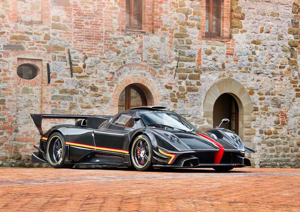 2013 Pagani Zonda Revolucion Review, 0-60 Time & Price